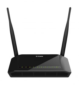مودم روتر ADSL دی لینک DSL-2790U N300 ADSL2+ Wireless Modem Router